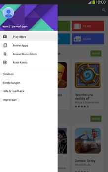 Samsung Galaxy Tab 3 8-0 LTE - Apps - Nach App-Updates suchen - Schritt 5