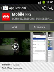 Samsung Galaxy Pocket - Applicazioni - Installazione delle applicazioni - Fase 24