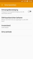 Samsung Galaxy A3 (2016) - Android Lollipop - sms - handmatig instellen - stap 8