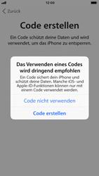 Apple iPhone 8 - iOS 11 - Persönliche Einstellungen von einem alten iPhone übertragen - 15 / 30