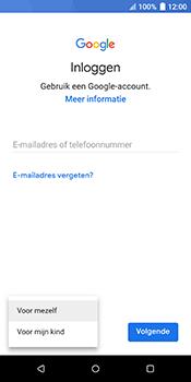 HTC u12-plus - Applicaties - Account aanmaken - Stap 6