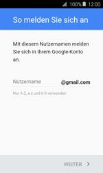 Samsung Galaxy Xcover 3 VE - Apps - Konto anlegen und einrichten - 10 / 22