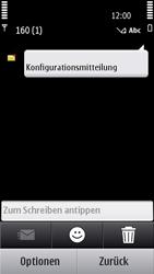 Nokia N8-00 - Internet - Automatische Konfiguration - Schritt 6