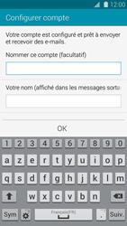 Samsung Galaxy S 5 - E-mail - configuration manuelle - Étape 18