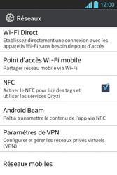 LG E610 Optimus L5 - Internet - configuration manuelle - Étape 6