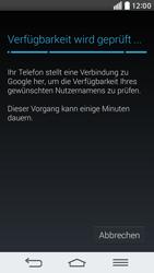 LG D620 G2 mini - Apps - Konto anlegen und einrichten - Schritt 9