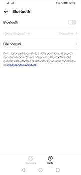 Huawei P30 Lite - Bluetooth - Collegamento dei dispositivi - Fase 5