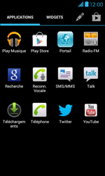 Bouygues Telecom Bs 401 - Contact, Appels, SMS/MMS - Envoyer un SMS - Étape 3