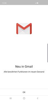 Samsung Galaxy S10 - E-Mail - Konto einrichten (gmail) - Schritt 5