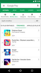 LG Nexus 5X - Android Oreo - Applications - Télécharger des applications - Étape 9