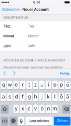 Apple iPhone 5s iOS 9 - Apps - Einrichten des App Stores - Schritt 15
