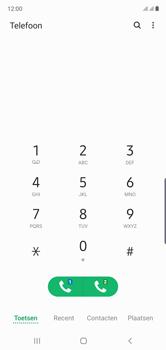 Samsung Galaxy Note 10 - voicemail - handmatig instellen - stap 5