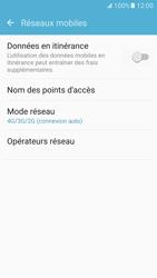 Samsung G930 Galaxy S7 - Réseau - Activer 4G/LTE - Étape 7