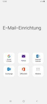 Samsung Galaxy A80 - E-Mail - Konto einrichten (yahoo) - Schritt 6