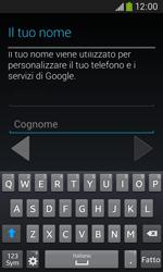 Samsung Galaxy Ace III - Applicazioni - Configurazione del negozio applicazioni - Fase 6