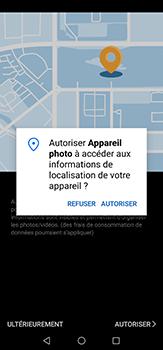 Huawei P30 lite - Photos, vidéos, musique - Créer une vidéo - Étape 5