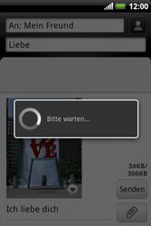 HTC Explorer - MMS - Erstellen und senden - 18 / 19