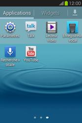 Samsung S6810P Galaxy Fame - Internet - Configuration manuelle - Étape 3