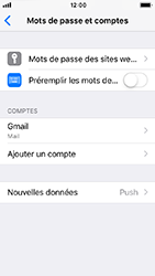 Apple iPhone 5s - iOS 12 - E-mail - Configuration manuelle (gmail) - Étape 9