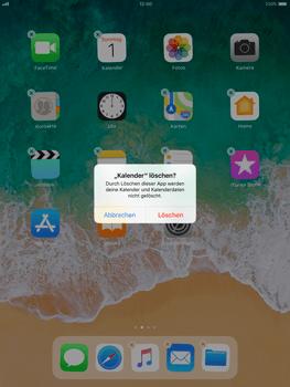 Apple iPad Pro 9.7 inch - Apps - Löschen und wiederherstellen von vorinstallierten iOS-Apps - 4 / 13