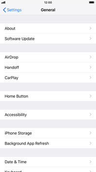 Apple iPhone 8 Plus - iOS 12 - Device - Software update - Step 5