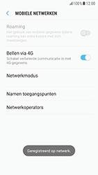 Samsung Galaxy S6 - Android Nougat - Netwerk - gebruik in het buitenland - Stap 14