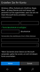 Microsoft Lumia 950 - Apps - Konto anlegen und einrichten - 0 / 0