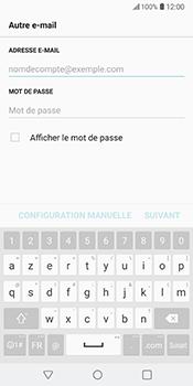 LG V30 - E-mail - 032b. Email wizard - Yahoo - Étape 7