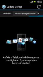 Sony Xperia J - Software - Installieren von Software-Updates - Schritt 9
