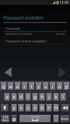 Samsung Galaxy S 4 Mini LTE - Apps - Einrichten des App Stores - Schritt 10