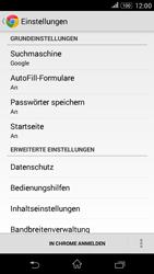 Sony Xperia E4G - Internet - Manuelle Konfiguration - 24 / 29