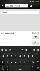HTC Desire 601 - MMS - Erstellen und senden - Schritt 15