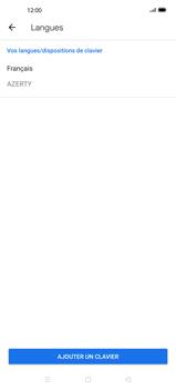 Oppo Find X2 - Prise en main - Comment ajouter une langue de clavier - Étape 8