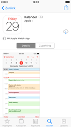 Apple iPhone 7 - Apps - Löschen und wiederherstellen von vorinstallierten iOS-Apps - 2 / 2