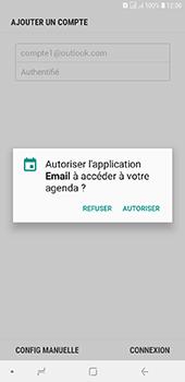 Samsung Galaxy J6 Plus - E-mails - Ajouter ou modifier votre compte Outlook - Étape 11