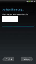 HTC One S - Apps - Einrichten des App Stores - Schritt 13