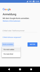 Sony Xperia XZ - Apps - Konto anlegen und einrichten - 5 / 20