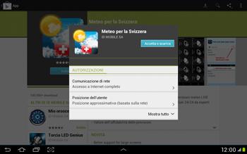 Samsung Galaxy Tab 2 10.1 - Applicazioni - Installazione delle applicazioni - Fase 15