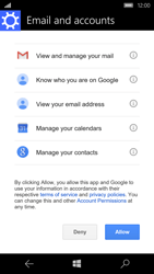 Microsoft Lumia 950 - Email - 032a. Email wizard - Gmail - Step 10