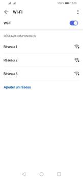 Huawei P30 Lite - WiFi - Configuration du WiFi - Étape 6