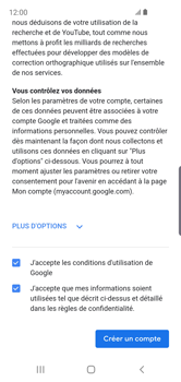 Samsung Galaxy S10e - Applications - Configuration de votre store d