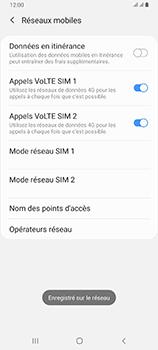 Samsung Galaxy A80 - Réseau - Sélection manuelle du réseau - Étape 12