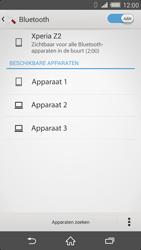 Sony D6503 Xperia Z2 - bluetooth - aanzetten - stap 7