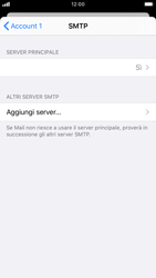 Apple iPhone 8 - iOS 13 - E-mail - configurazione manuale - Fase 20