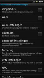 Sony LT22i Xperia P - bluetooth - aanzetten - stap 5