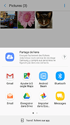 Samsung Galaxy A3 (2017) (A320) - Photos, vidéos, musique - Envoyer une photo via Bluetooth - Étape 9