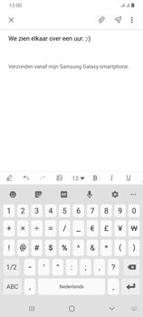 Samsung Galaxy A70 - E-mail - e-mail versturen - Stap 11