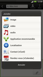 HTC Z520e One S - MMS - envoi d'images - Étape 8