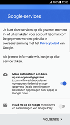 Samsung G935 Galaxy S7 Edge - Android Nougat - Applicaties - Account instellen - Stap 17