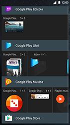 Nokia 3 - Operazioni iniziali - Installazione di widget e applicazioni nella schermata iniziale - Fase 4